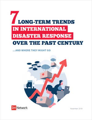 7 Long-Term Trends in International Disaster Response Over the Past Century