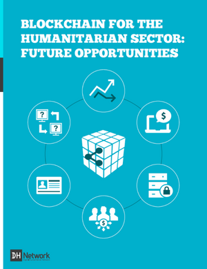 Blockchain for the Humanitarian Sector - Future Opportunities