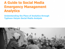 A Guide To Social Media Emergency Management Analytics